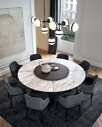 marble dinner table dining round attractive best id tables images on parties with in 9 remodeling