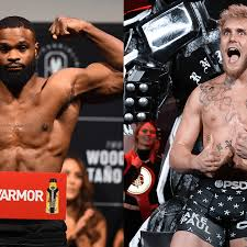 Twitter the paul brothers just can't stay out of the news, or the boxing ring.on monday, jake paul and former ufc fighter tyron woodley announced. Jake Paul To Fight Tyron Woodley In Boxing Match Sports Illustrated