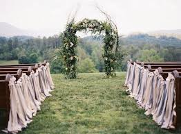 wedding aisle flowers. 18 Creative Wedding Aisle Ideas for Your Big Day Brit Co