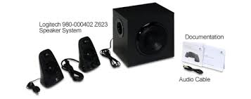 speakers 200 watts. logitech z623 speaker system - 200-watts rms, thx certified, rca, aux in, integrated controls 980-000402 at tigerdirect.com speakers 200 watts