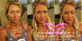 fitness makeup 24khrl42