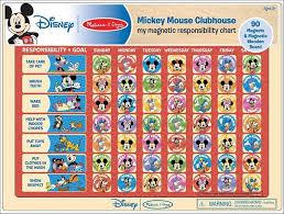 Melissa And Doug Responsibility Chart Mickey