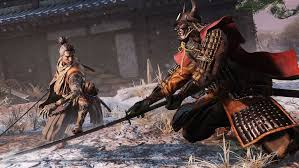 Sekiro Shadows Die Twice Edges The Division 2 In Uk Chart