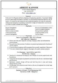 Resume In One Page Building Maintenance Resume Sample One Page ...