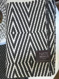 bathroom attractive rug design target with black white diamond color for bath rugs decor mats and