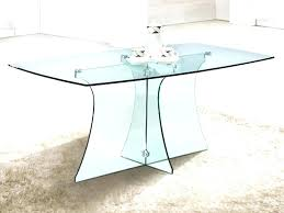 rectangle glass dining room table rectangular glass top dining table all glass dining room table room decorating ideas