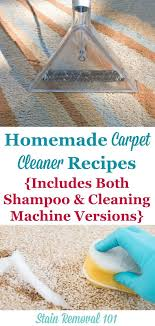 best diy carpet cleaning machine 167 best homemade cleaning s images on