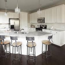 Angled Kitchen Island Design Ideas