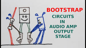 How to draw arrows in powerpoint on a macbook. How It Works Bootstrap Circuit In Audio Output Stage Youtube