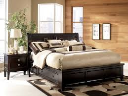 Bedroom: Pretty Bedroom Design By California King Storage Bed Ideas ...