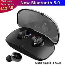 <b>TWS</b> 5.0 Bluetooth 8D Stereo Earphone <b>Wireless Earbuds</b> IPX6 ...