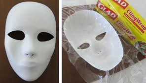 Plastic Masks To Decorate Spa Party Appetizer Hungry Happenings Recipes 91