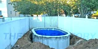 above ground pools cost semi pool cost of with deck radiant a swimming above ground pools above ground pools