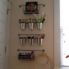 wall storage ideas for office. Ikea Organization (office Supplies On Wall By Printer) Storage Ideas For Office S