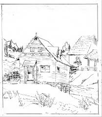 Small Picture 11 Images of Old House Coloring Pages Old Farm House Coloring