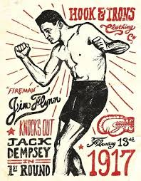 Vintage Boxing Poster Design Google Search Posters For Sale