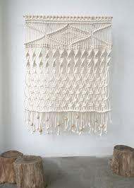Macrame Wall Hanging Design Trend Macramac Glitter Incglitter Inc