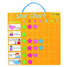 The Room Three Star Chart Fiesta Crafts Magnetic Star Chart Yellow
