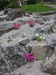 rock garden landscaping with rocks