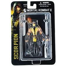"Mezco Toyz Mortal Kombat X 3.75"" Action Figure: Scorpion : Target"