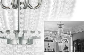 how to make your chandelier your own