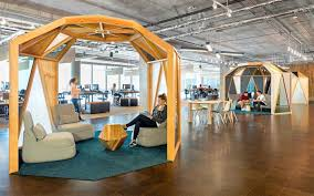 creative office space. Light-spaciousness-bright-color-office-space Creative Office Space
