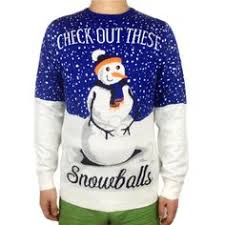 <b>Funny Knitted Ugly Christmas</b> Sweater for Men and Women Tacky ...