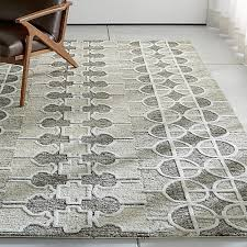 Crate and Barrel Exclusive. Abbey Hand Tufted Rug