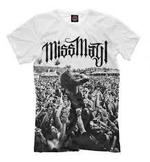 Miss May I T Shirt Levi Benton Tee Mens Womens Sizes