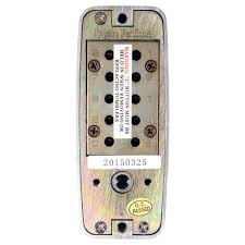 Pinty Digital Keypad Door Lock for Entry Code Setting - Located On ...