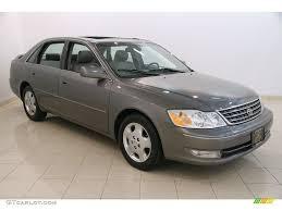 2004 Phantom Gray Pearl Toyota Avalon XLS #113847390 | GTCarLot ...