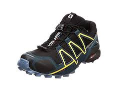 Salomon Running Shoes Size Chart Salomon Mens Trail Running Shoes Speedcross 4 Gtx