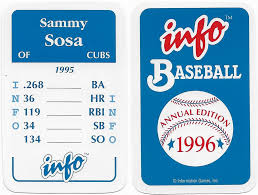 Slamming sammy rookie card values are going to see a few months of strong growth due to long gone summer. Sammy Sosa Price List Supercollector Catalog