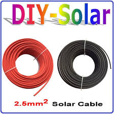 diy grid tie solar systems 25mm2 solar system pv cable used for off grid and on