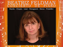 Concertista Beatriz Feldman ofrece Recital de Piano - Universidad ...