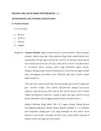 Best Ciri Ciri Resume Contemporary - Simple resume Office .