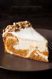 Carrot Cake Cheesecake Cooking Classy