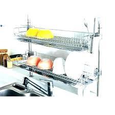 kitchenaid dish drainers clearance s expandable rack black costco