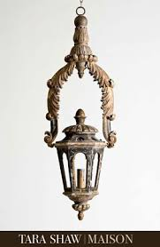 tara shaw lighting. Tara Also Included An Italian Wooden Lantern. Here It Is Handing In The Warehouse New Orleans -Isn\u0027t This Fantastic! Shaw Lighting