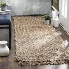 2 x 6 rug runner hand woven natural fiber natural jute runner rug 2 6 x