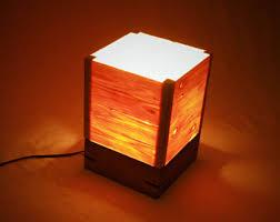 wood veneer lighting. wood veneer accent lamp u0026 night light lighting u