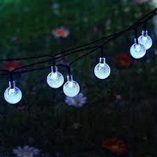 Solar String Lights Solar Starry Light Outdoor String Lights