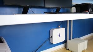 home office cable management. Home Office Cable Management E
