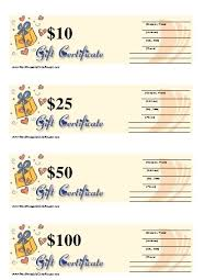 Gift Certificates Samples Best Blank Voucher Delicate Swirls Gift Certificate Template Sldfz