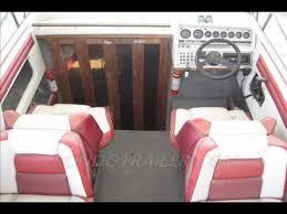 interior tour of four winns 225 sundowner cuddy cabin cruiser sold