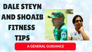 Shoaib Akhtar Dale Steyn Fitness Tips Cricket Tips Cricket Videos Hindi