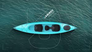 Marine Boat Polish Designed For Polyethylene Hulls Caribou Kayaks On Behance