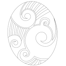 Small Picture Easter Eggs Coloring Pages Easter Egg Design adult