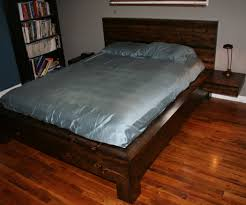 Bedroom: Vivacious Extra Platform Homemade Bed Frame For Bedroom ...