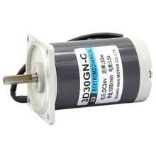 small generator motor. 30W Permanent Magnet DC Motor 24V High Reversing Speed Adjustable Small Generator